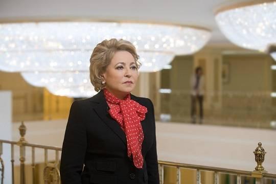 Матвиенко выступила за перевод всех школьников на пятидневную учебную неделю