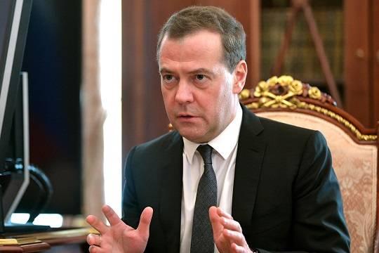 Медведев заявил об «оживлении» идеи перехода на четырёхдневную рабочую неделю
