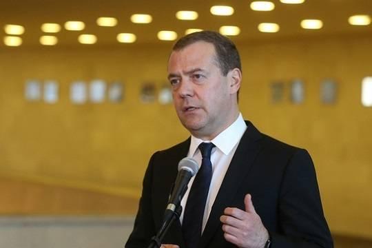 Медведев оценил вероятность отключения России от интернета