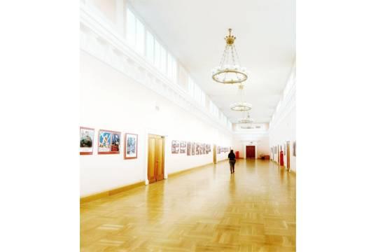 Международная выставка плакатов «17FOR17» открылась в РГБ