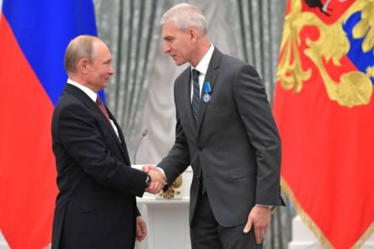 Министр спорта Матыцин одобрил музыку Чайковского вместо гимна на хоккейном ЧМ