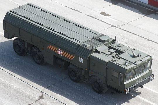 Минобороны России ответило на заявление Пашиняна об «Искандерах»