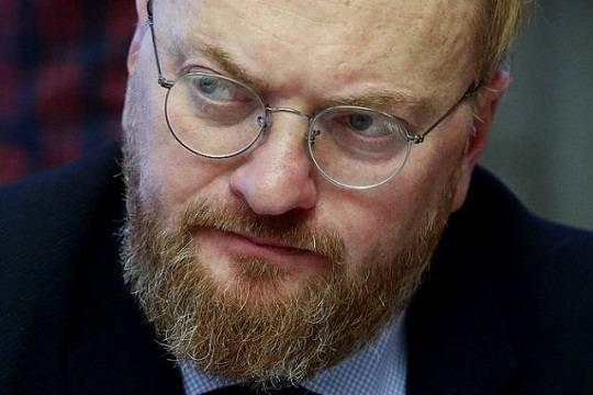 МИД Азербайджана вызвал российского дипломата из-за слов Милонова о Карабахе