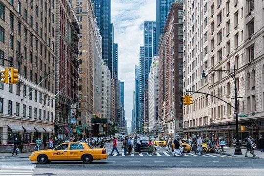 Мэр Нью-Йорка заявил о расторжении всех контракты с компанией семьи Трампа
