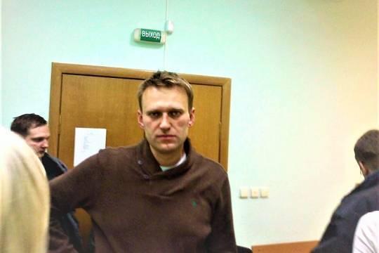 Навальный сообщил о попытках руководства колонии дискредитировать его голодовку