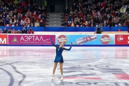 Названы составы команда Евгении Медведевой и Алины Загитовой на «Кубке Первого канала»
