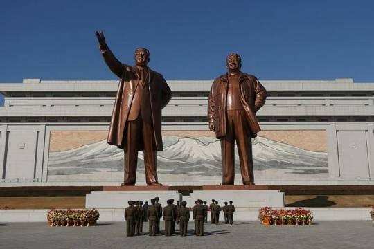 Новая баллистическая ракета Северной Кореи могла оказаться макетом