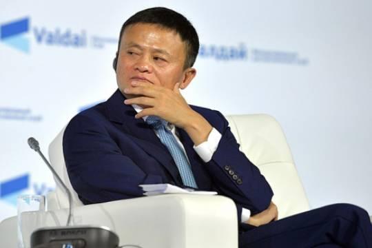 Основатель Alibaba Джек Ма начал терять сотрудников