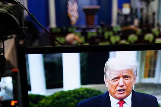 Ошибки 45-го президента США Дональда Трампа будут ощущаться еще долго