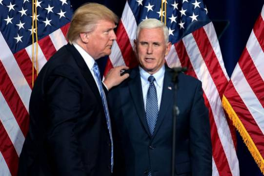 Отношения Трампа и Пенса после штурма Капитолия ухудшились