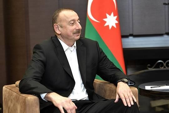 Алиев назвал карабахский конфликт решённым и отказался от переговоров
