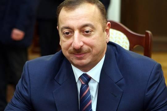 Алиев обвинил Армению в реваншистских заявлениях