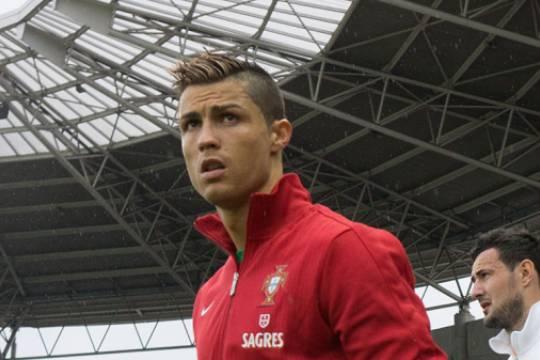 Атрибут формы Роналду продали за более € 63 тыс