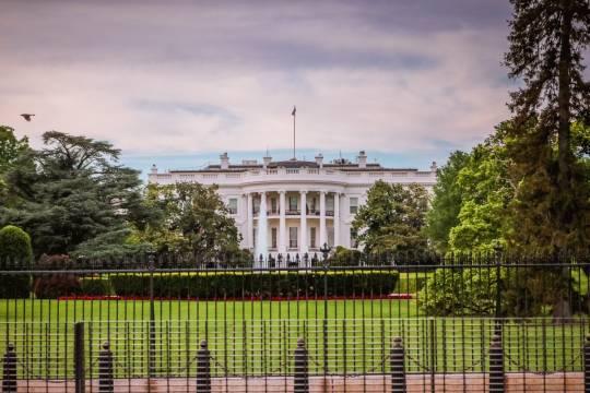 Байден потратит десятки тысяч долларов на чистку ковров в Белом доме