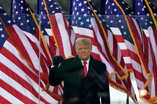 Протесты в США: сторонники Трампа ворвались в конгресс и устроили беспорядки в Вашингтоне