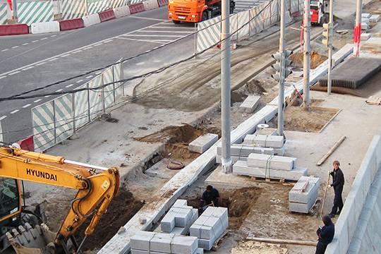 Безопасные дороги Подмосковья: строительство и обустройство магистралей продолжается