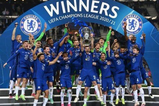 «Челси» переиграл «Манчестер Сити» и стал победителем Лиги чемпионов