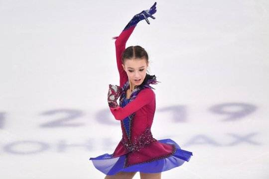 Чемпионку Олимпиады-2018 в Пхенчхане обвинили в расизме после слов о Щербаковой