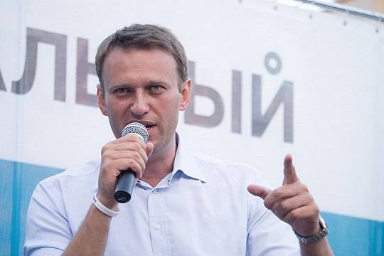Депутат Госдумы предложил Киеву забрать Навального себе