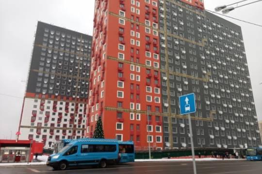 Дольщики жилого комплекса «Городские истории» более года ждут скорого заселения