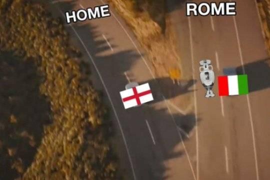 Евро-2020 стал поводом для появления множества шуток и мемов: их герои – дельфин, единорог, королева Англии и Coca-Cola