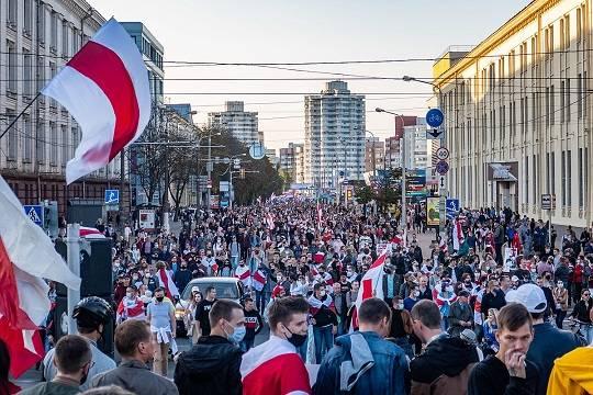 Глава КГБ Белоруссии заявил о пройденном пике протестов в республике