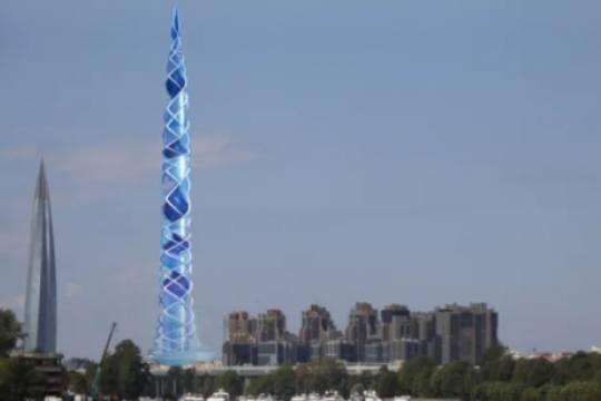 Как в Санкт-Петербурге оценили проект второго небоскреба «Газпрома», и почему молчит ЮНЕСКО