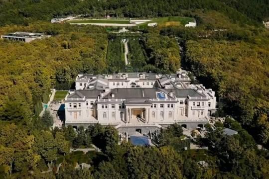 Кремль высказался о владельцах дворца в Геленджике из расследования Навального