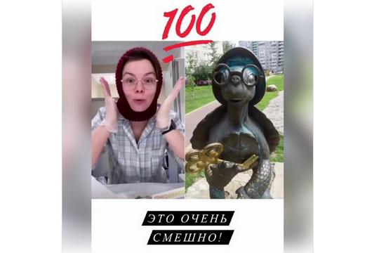 Ксения Собчак - жене Петросяна: «Уровень юмора «Кривого зеркала» передался половым путем»