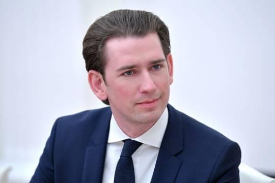 Курц предложил провести встречу Путина и Байдена в Вене