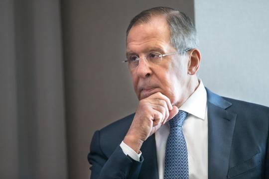 Лавров указал комиссару ОБСЕ на ущемление прав русскоязычного населения Украины