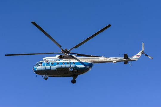 Литва будет закупать у России запчасти для ремонта вертолётов