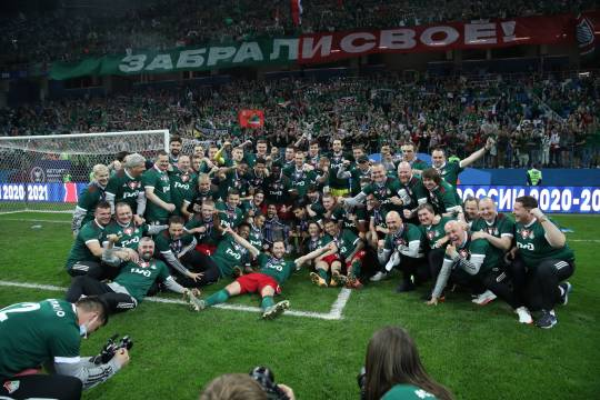 «Локомотив» и «Зенит» в третий раз подряд встретятся в матче за Суперкубок