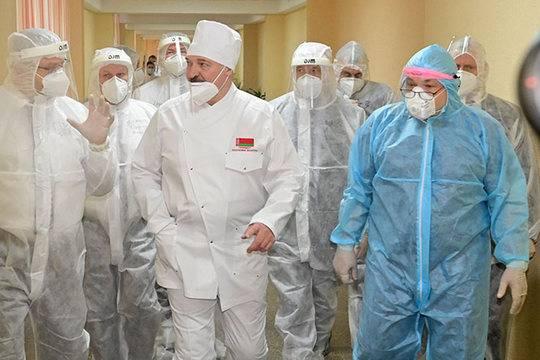 Лукашенко о коронавирусе: эта зараза второй раз ко мне не пристанет
