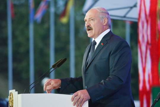 Лукашенко считаете, что НАТО готовится «захватить западные белорусские земли»