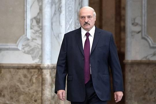 Лукашенко заявил об отсутствии политзаключённых в Белоруссии