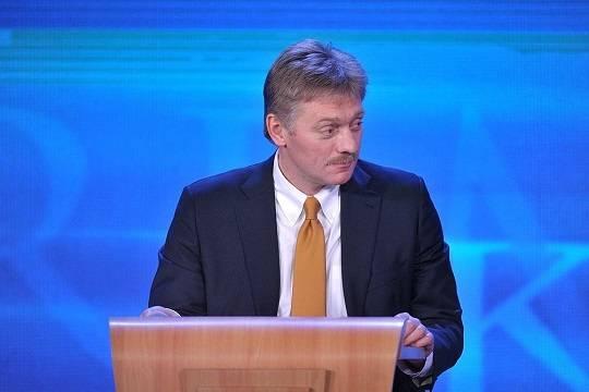 Песков заявил, что из-за пандемии Россия лишилась года развития