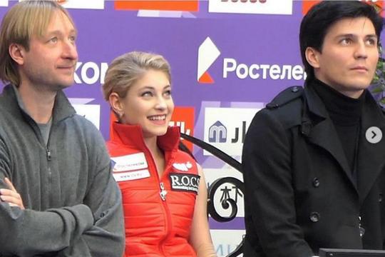 Плющенко подтвердил уход Косторной к Тутберидзе