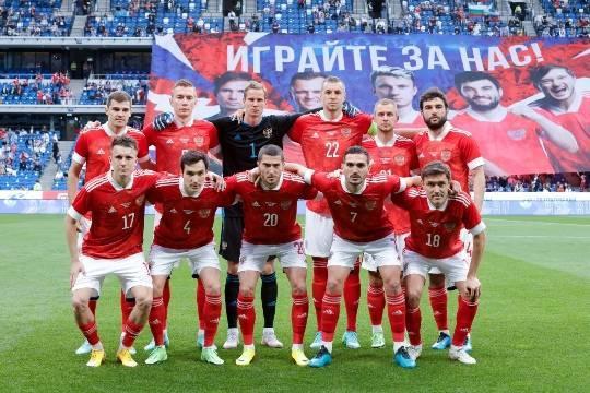 Подсчитана стоимость питания футболистов сборной России по футболу на Евро-2020