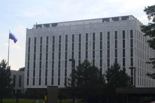 Посольство России напомнило США о незаконности присутствия американских сил в Сирии