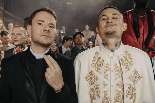 Провокационный клип Моргенштерна и DJ Smash оскорбил католиков и шокировал РПЦ