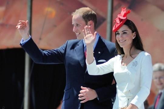 Принц Уильям и Кейт Миддлтон расслабились после отъезда принца Гарри и Меган Маркл