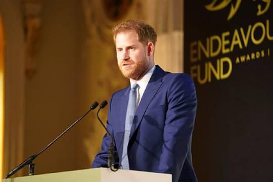 Принц Гарри может остаться без своих воинских титулов