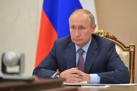 Путин объявил о масштабной вакцинации от коронавируса
