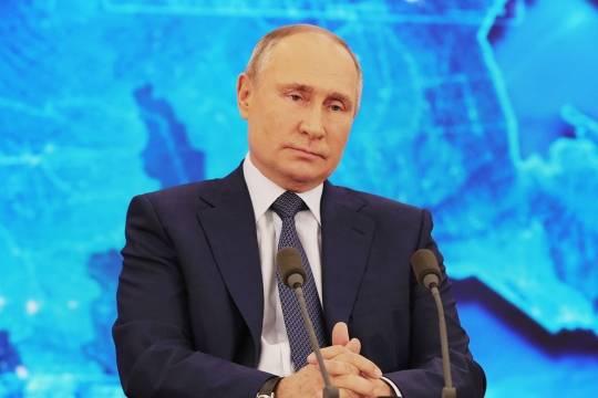 Путин поделился планом по выходу из коронакризиса