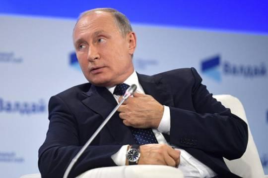 Путин подписал закон о государственной защите силовиков
