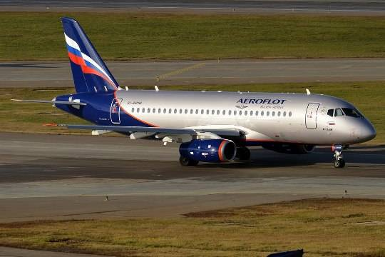 Ростех: катастрофа SSJ-100 произошла из-за ошибки пилотирования