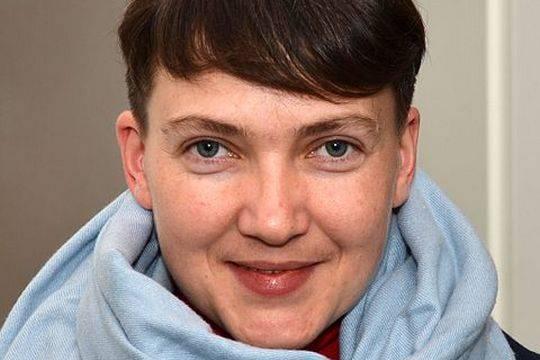 Савченко посоветовала украинцам молиться и лечить коронавирус «калинкой-малинкой»