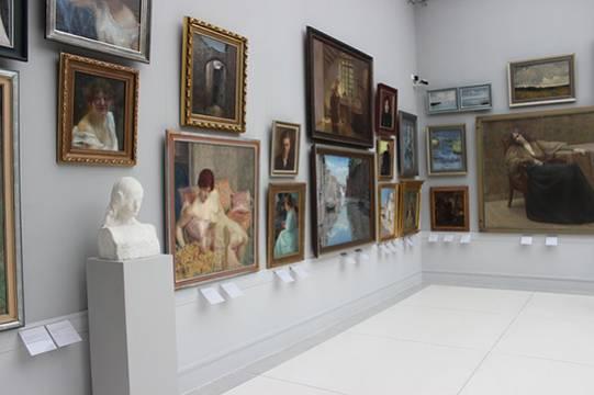 Семь новых выставок открывается в Третьяковской галерее