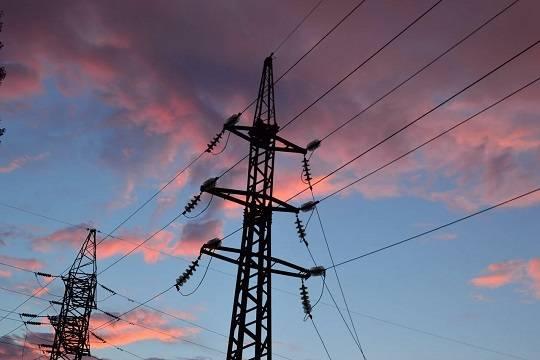 Стоимость электроэнергии в РФ достигла максимального значения за пять лет